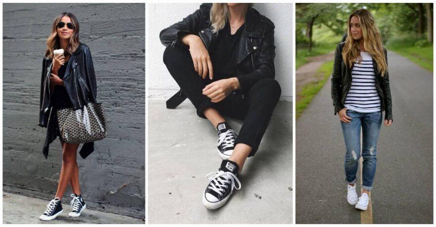 Yhdysvaltain halpa myynti kiva halpa koko kokoelma 27 Paths of Fashion Converse Outfits Can Lead You