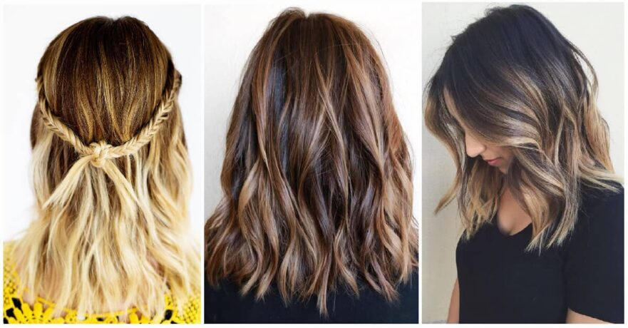 50 Pretty Chic Medium Lenght Hairstyles to Get the Most Fashionable Look