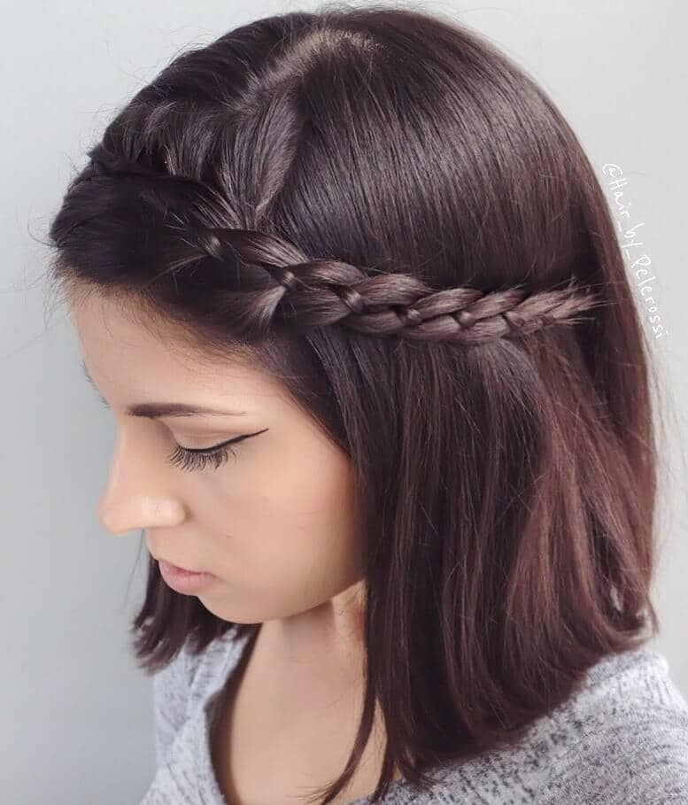 5 Pretty Beaded Side Braid