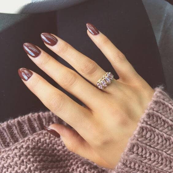 Nails Like Fine Wine
