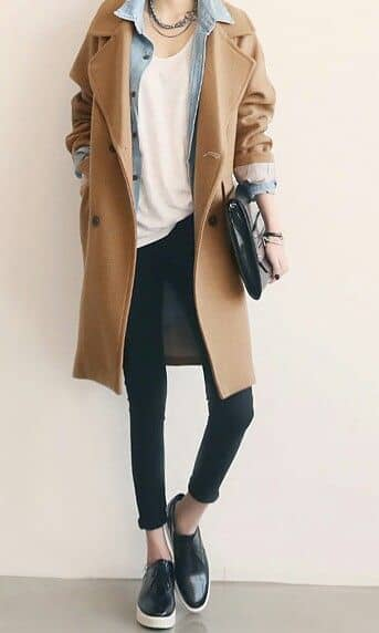 Cool Weather Casual attire