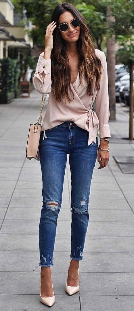 Chic, Street Style Inspired Denim