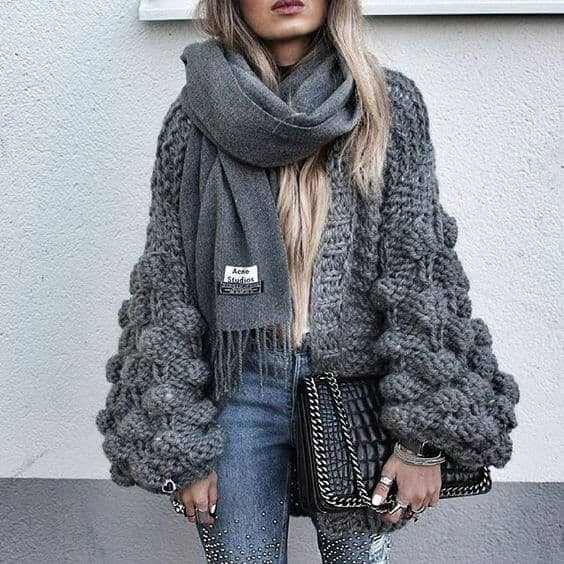 Big Knits Always Fit