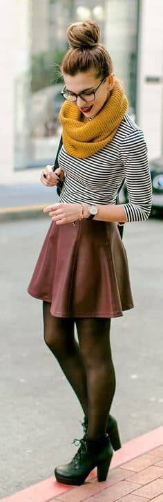 A Hipster-Approved Pleated Look