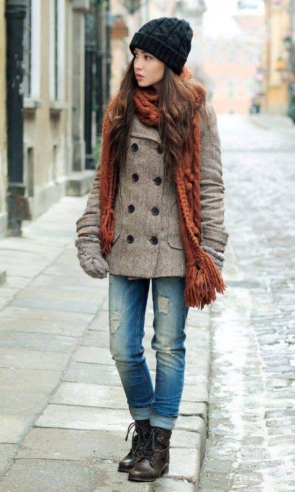 The Best Brown Winter Coat