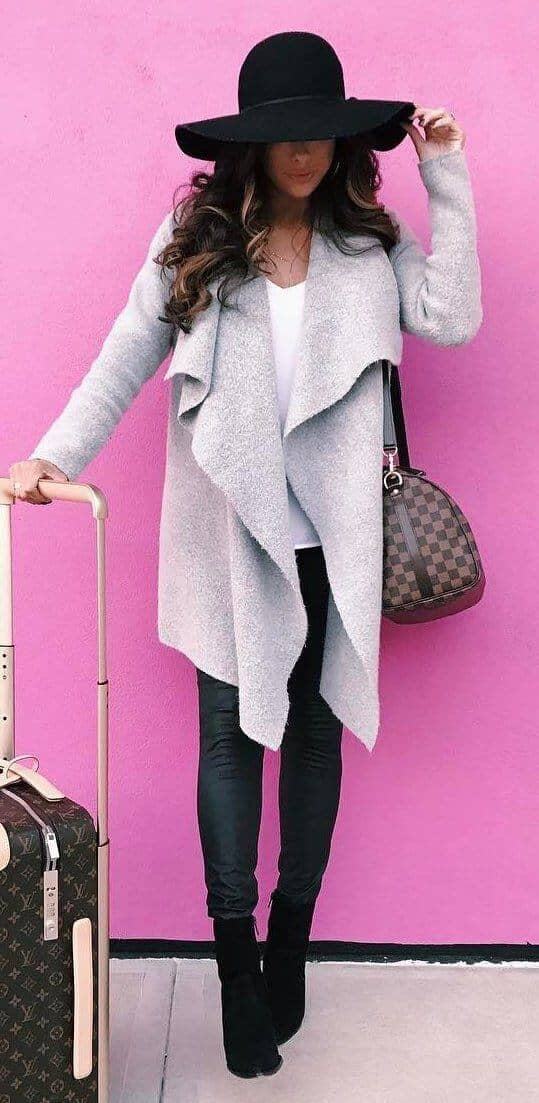 Neutral Coat Style