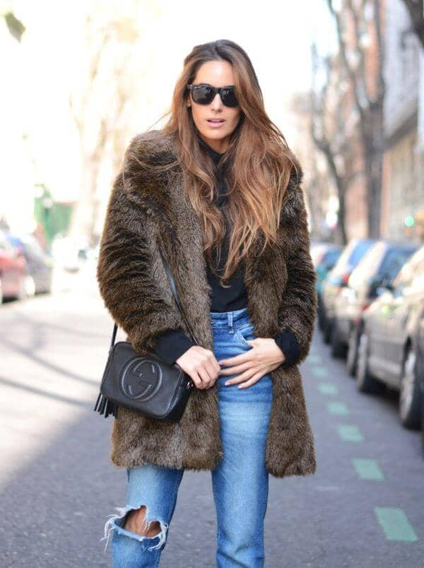 Fur Coats For All Occasions