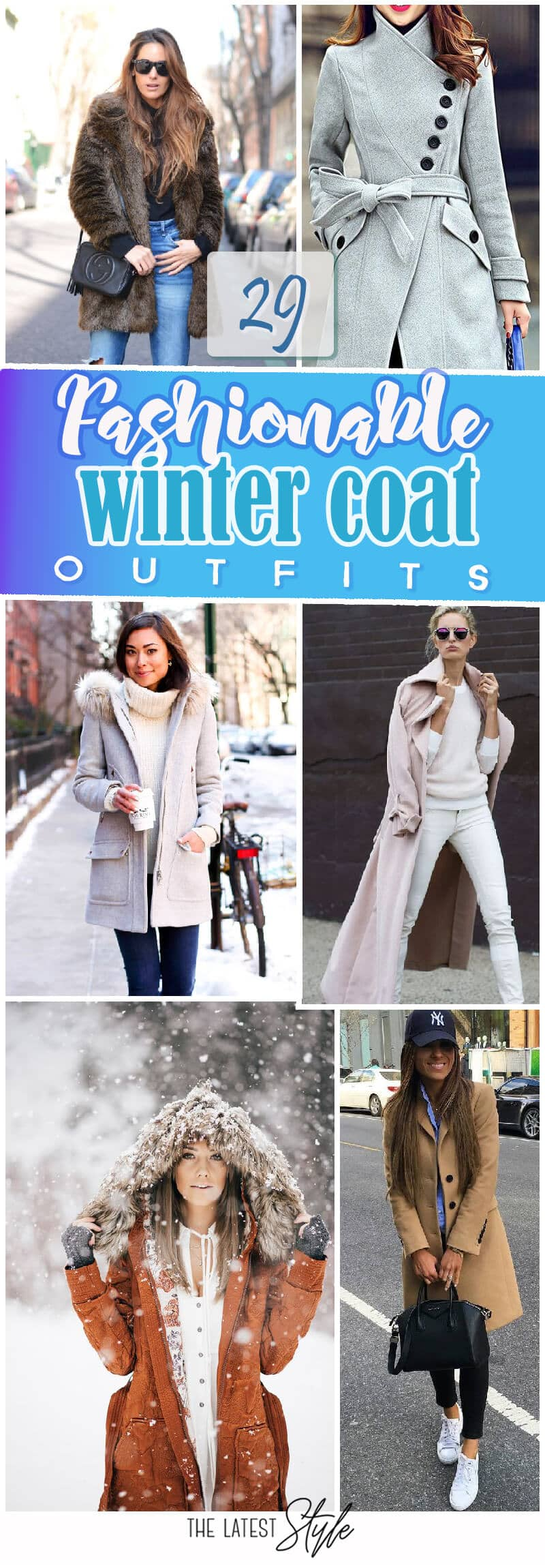 29 Winter Coats You'll Love This Season