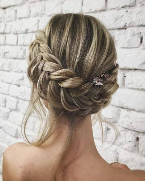 Braided Wedding Hair: 27 Gorgeous Wedding Braid Hairstyles For Your Big Day