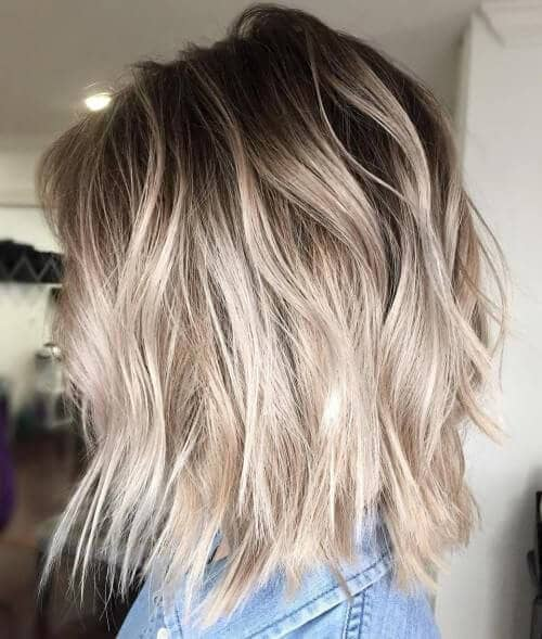 25 Blonde Balayage Short Hair Looks You Ll Love