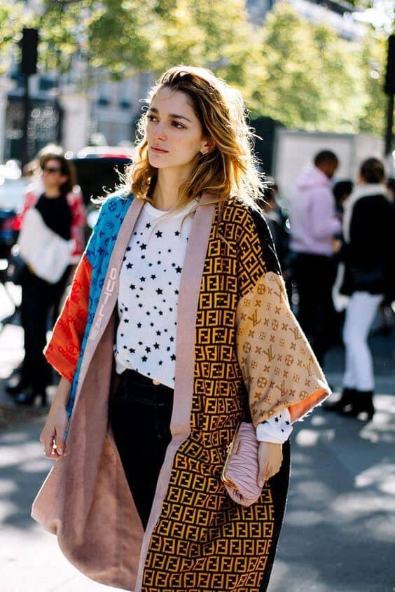 High Fashion Gypsy Jacket