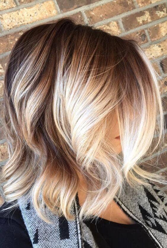25 Blonde Balayage Short Hair Looks You Ll Love