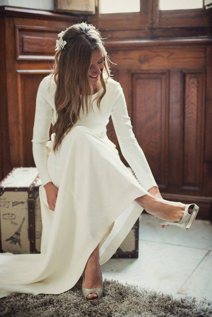 Minimalistic and Classic Dress