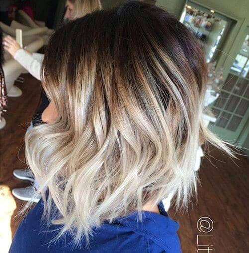 High Contrast Platinum Wave