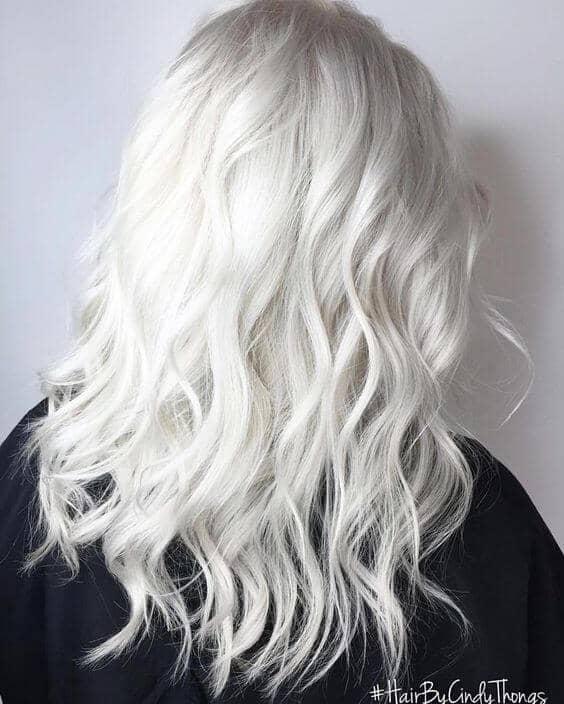 25 Romantic Ice Blonde Haircolors For Real Life Elsas