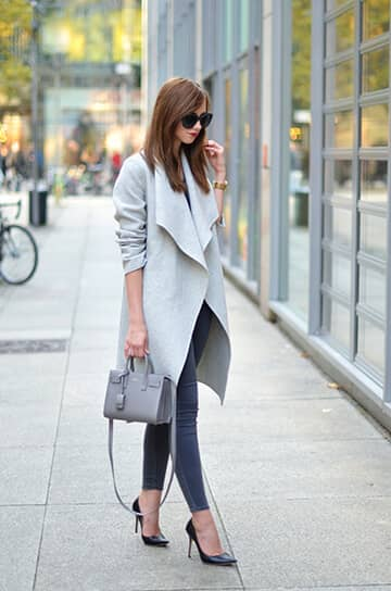 Add A Pair Of Sleek Heels