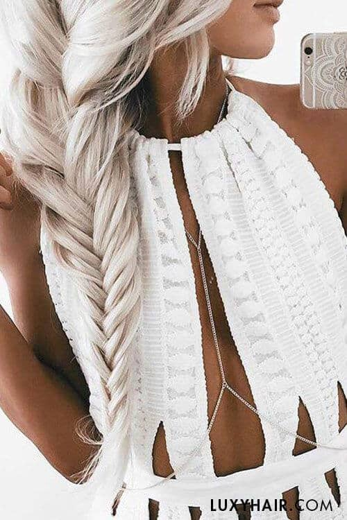 Summer Perfect Side Fishtail