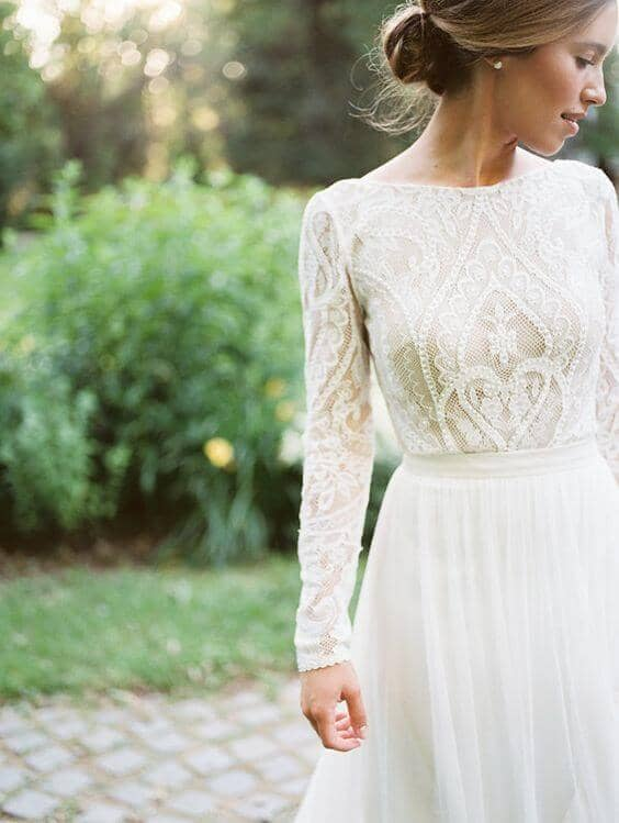 Detailed Bodice and Simple Skirt