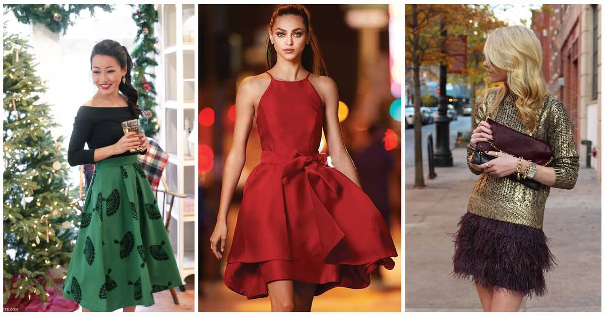 cac405d32355 25 Glamorous Holiday Party Outfits Because You Deserve It