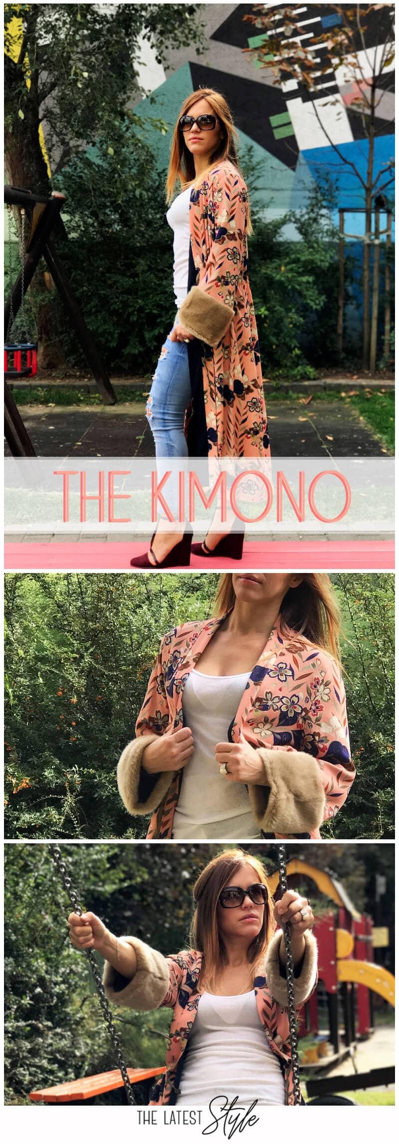 My favourite this year – The kimono