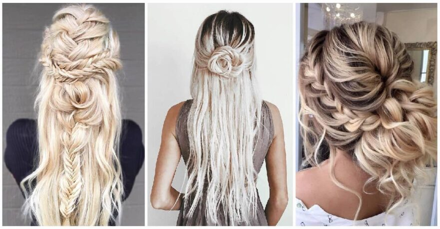 27 gorgeous wedding braid hairstyles for your big day junglespirit Gallery