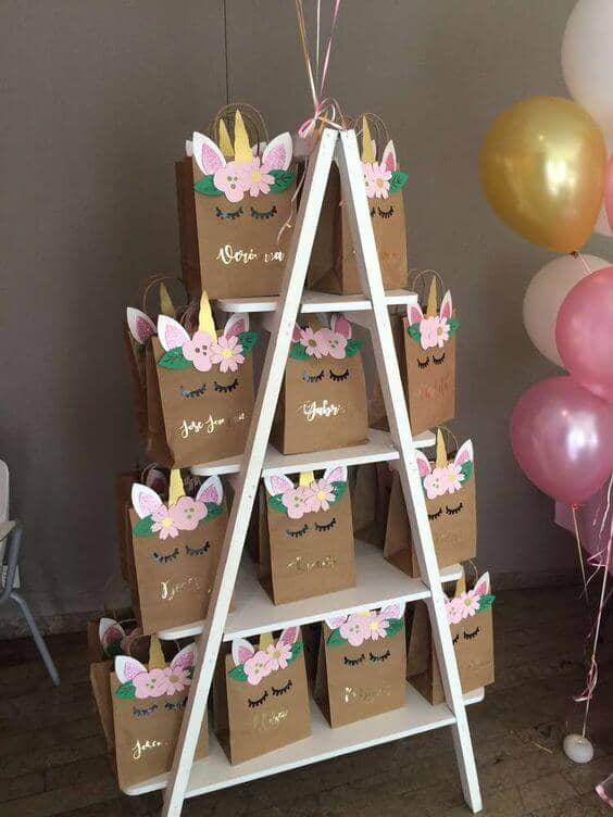 Grab Bag Tower of Flowers