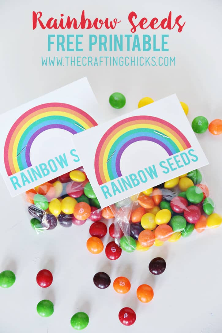 Taste the Rainbow Seeds