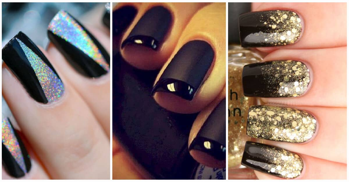 25 Memorable New Years Eve Nails to Finish Your Year with a Bang
