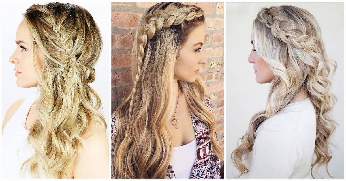 Awe Inspiring 25 Effortless Side Braid Hairstyles To Make You Feel Special Schematic Wiring Diagrams Amerangerunnerswayorg