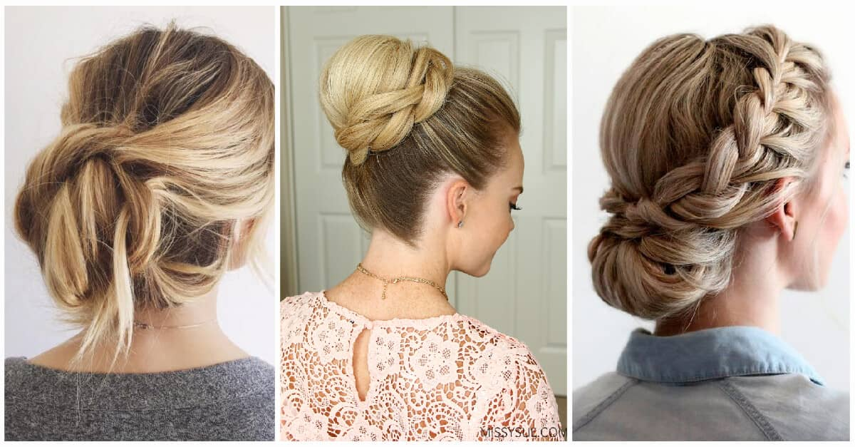Upstyles For Long Hair