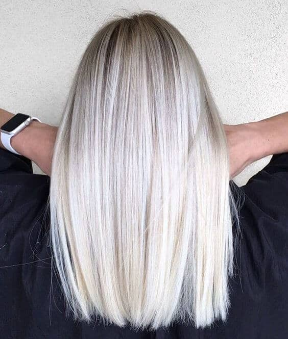 The Classic Blonde Blowout