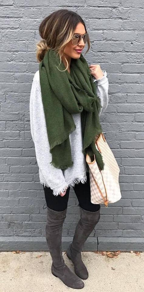 fc97184c62d 25 Ways to Rock the Casual Winter Outfit