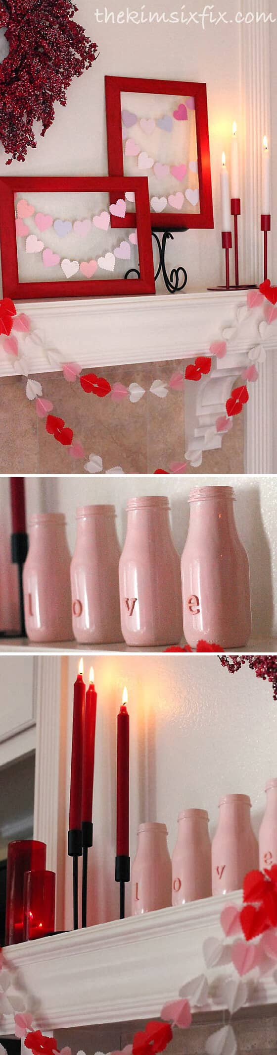 Love-Themed Valentine's Day Decoration Ideas