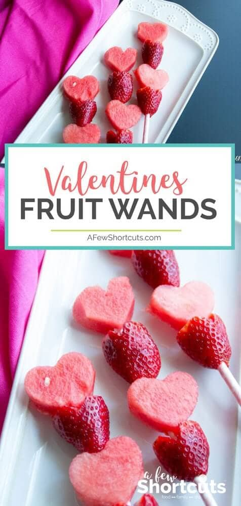 Valentine's Day Party Ideas with Fruit