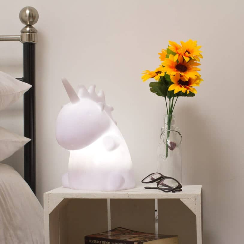 Uni the Unicorn Bedside Lamp