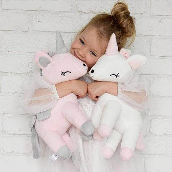 SilverElk Super Cute Personalized Unicorns