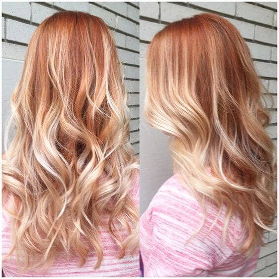 50 Of The Most Trendy Strawberry Blonde Hair Colors For 2018
