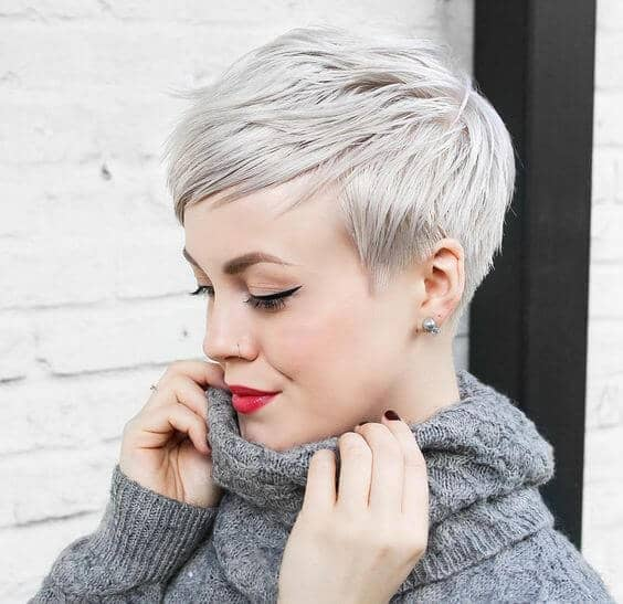 The Short Pixie Style for Anyone