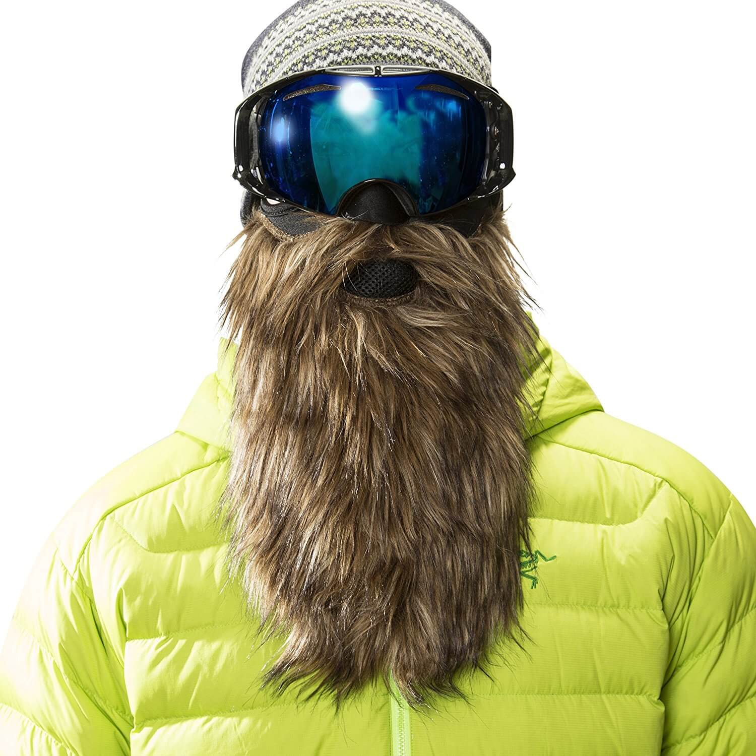 Beardski Ski Mask