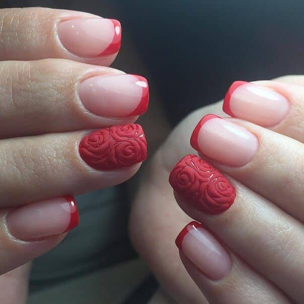 Three-Dimensional Gel Nail Art