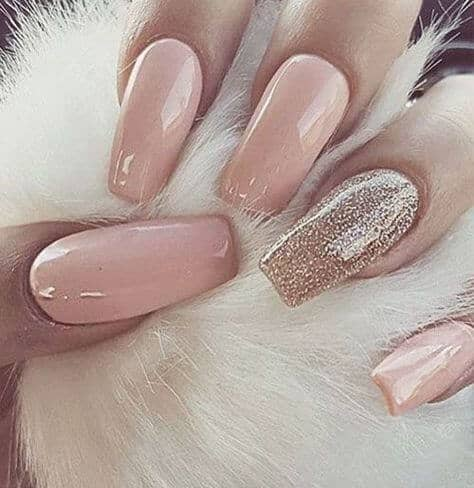 Neutral Nudes with Some Sizzling Sparkle