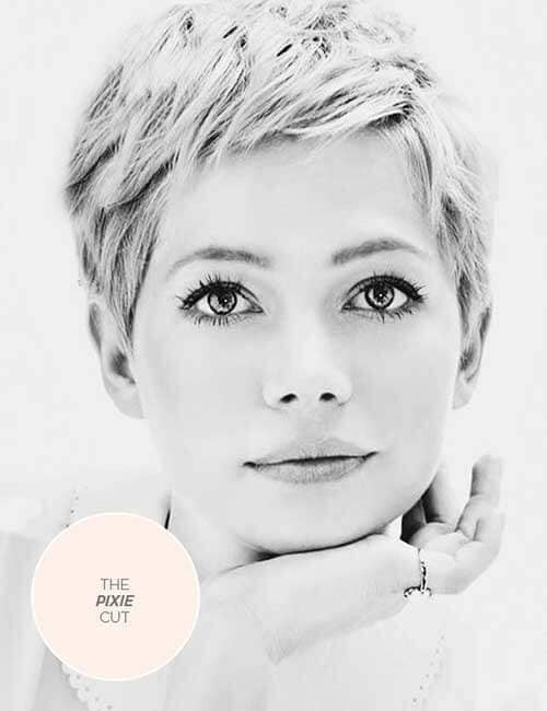 The Pixie for Adding Volume to Thin Hair