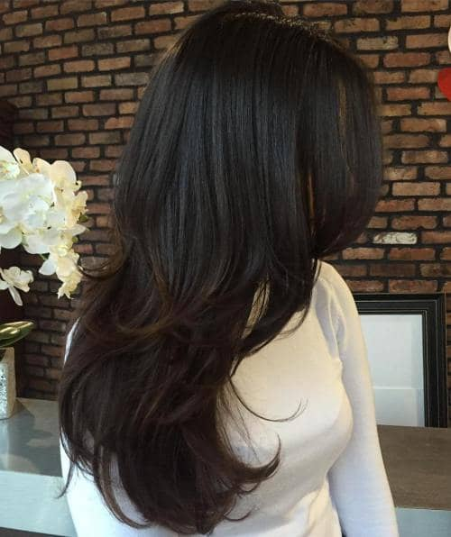 Simply Gorgeous Long Layered Haircut