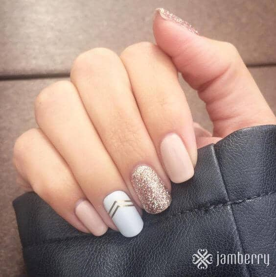 Glitter, Chevron, and Nudes, Oh My!