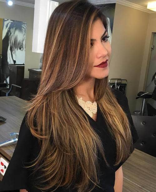 Long Luxurious Diva Layers