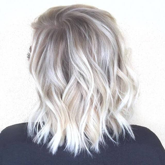50 Platinum Blonde Hairstyle Ideas For A Glamorous 2019