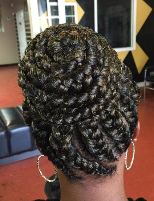 Add Highlights to Make Those Braids Pop