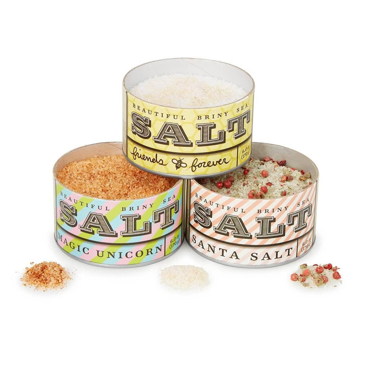 Unicorn & Friends Set of Three Sea Salt Blends