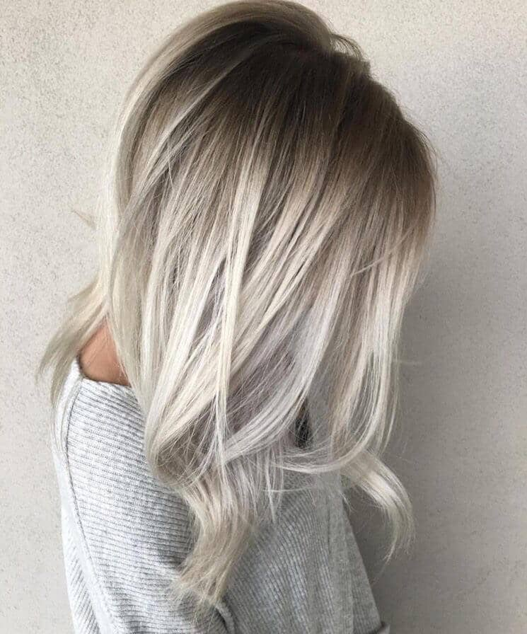 50 Platinum Blonde Hairstyle Ideas for a Glamorous 2018