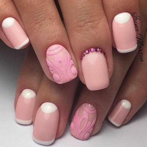 Perfectly Pink and Polynesian Inspired